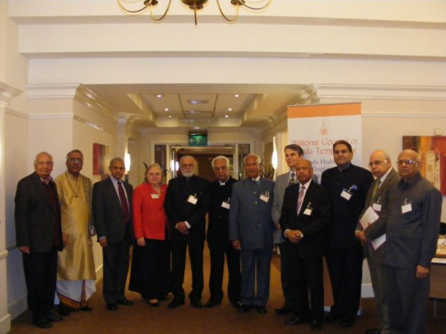 Hindu Healthcare Chaplaincy 2012