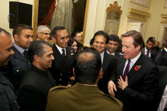 Downing Street Reception